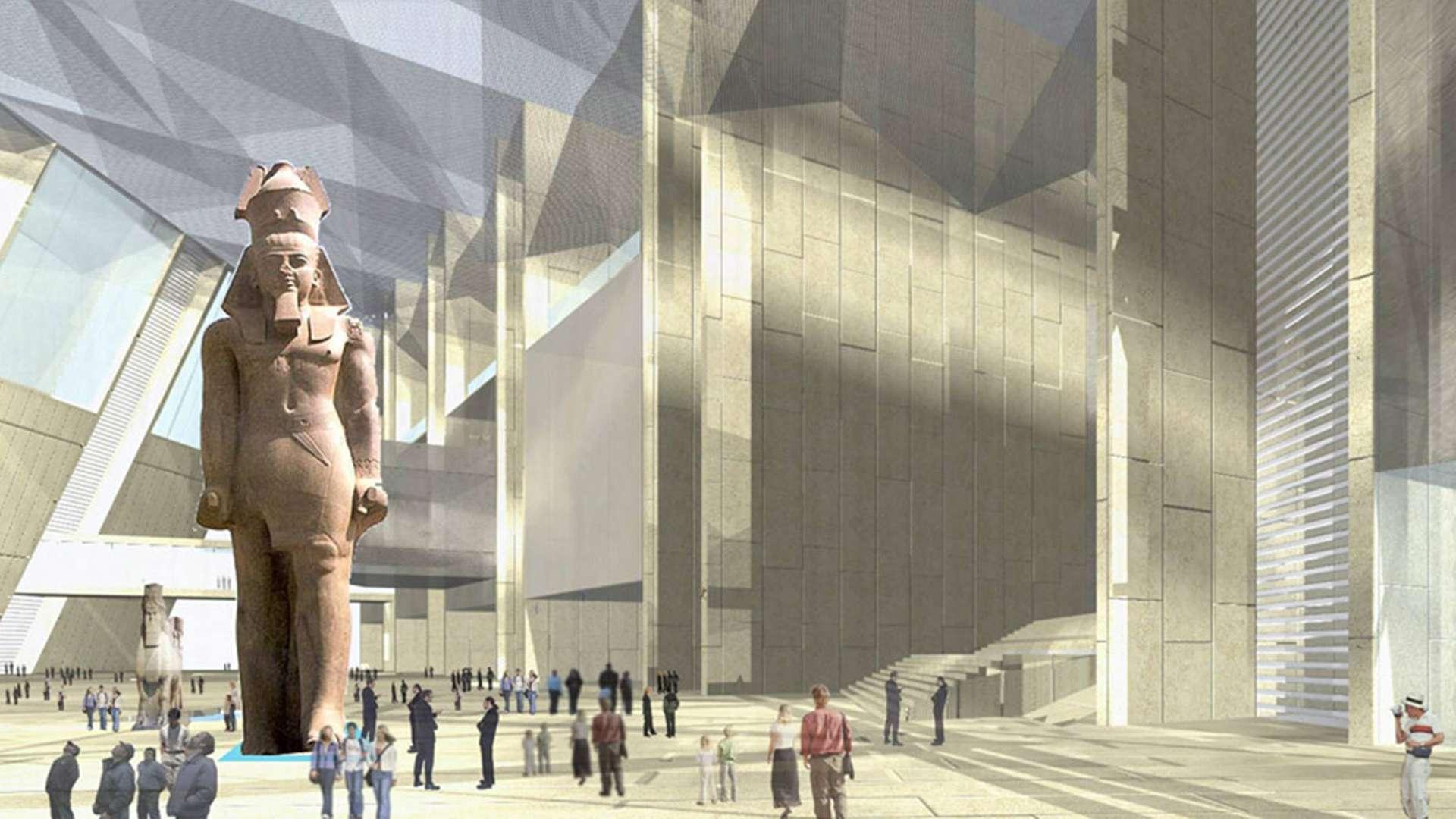 The Grand Egyptian Museum (GEM)